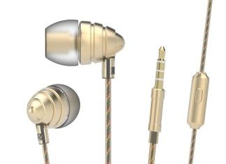 $4.99 For Us90 Earphones with Remote Control(FBA)