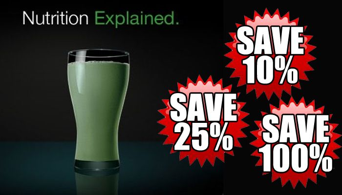 Shakeology discounts! :)