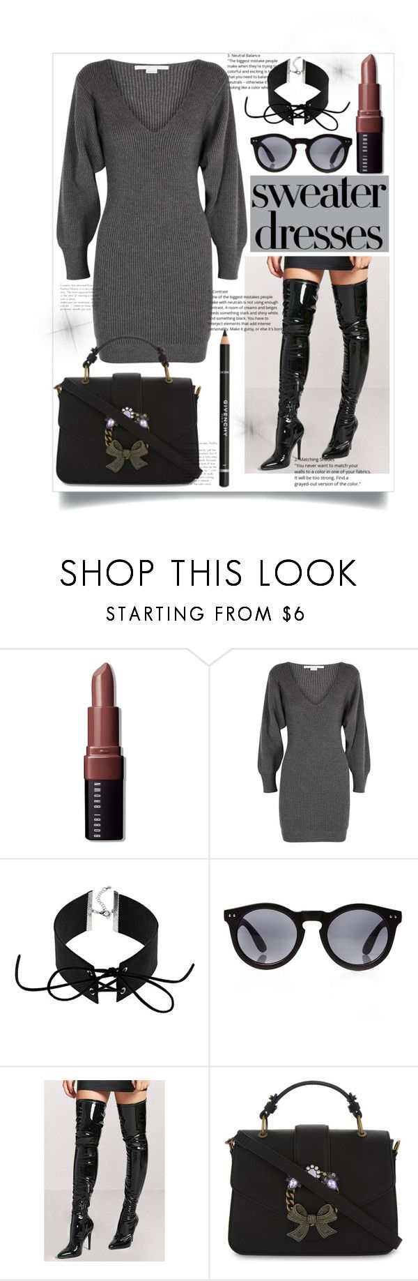 """Rock It !!"" by bitty-junkkitty ❤ liked on Polyvore featuring Bobbi Brown Cosmetics, STELLA McCARTNEY, Mudd, 21 Men, Forever 21, ALDO and Givenchy"