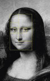 Obra: La Gioconda Autor: Leonardo Da Vinci Tema: Proporción áurea en la Geometría (Matemáticas)