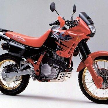 Honda Dominator 650 #honda #motorcycle #80