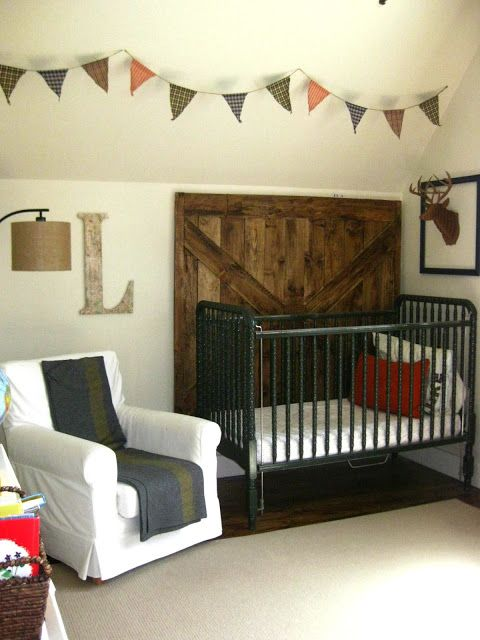 Hunting Creek Homestead: The Nursery I had to pinch myself when I saw my own house pop up on my feed on pinterest!