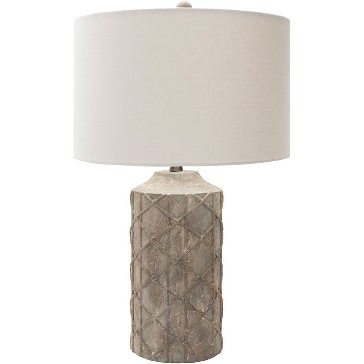 Brenda Antique Table Lamp Surya Accent Lamp Table Lamps Lamps