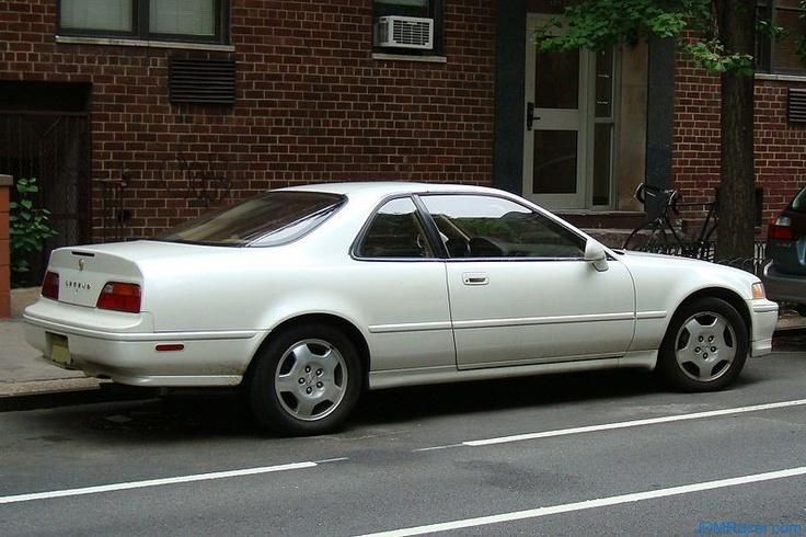 Honda Legend V6 Coupe