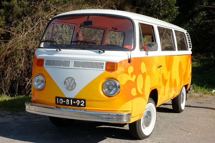1960 vw van aka hippie wagon flower child pinterest. Black Bedroom Furniture Sets. Home Design Ideas