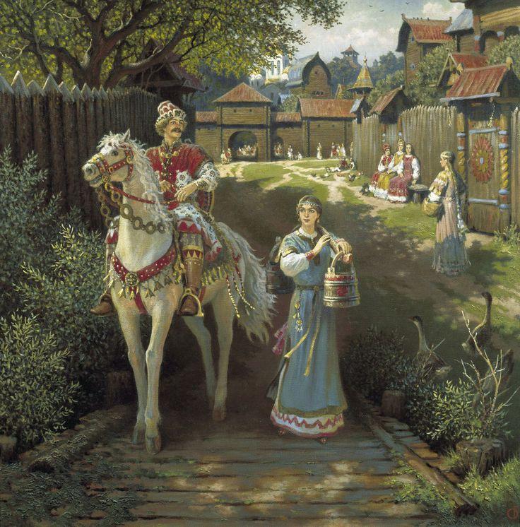 5. Древние славяне не знали привычных нам овощей.