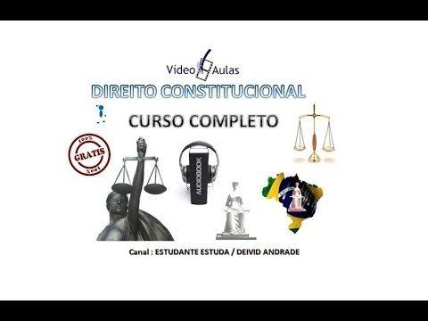 DIREITO CONSTITUCIONAL - CURSO COMPLETO - AUDIOBOOK