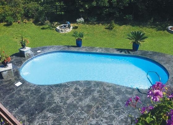 Jamaica Medium Pool Style Size 14 X 28 Depth 3
