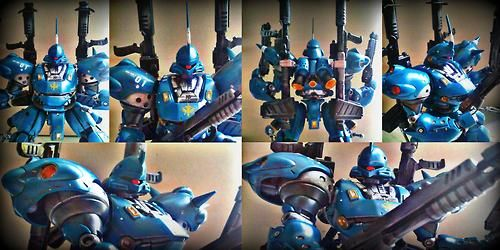 MG 1/100 MS-18E a.k.a. Kampfer