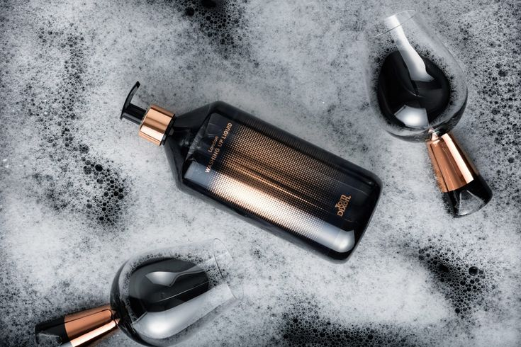 Tom Dixon extends accessories range to include washing-up liquid