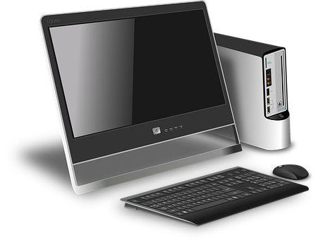 Computer, Desktop, Modern, Device