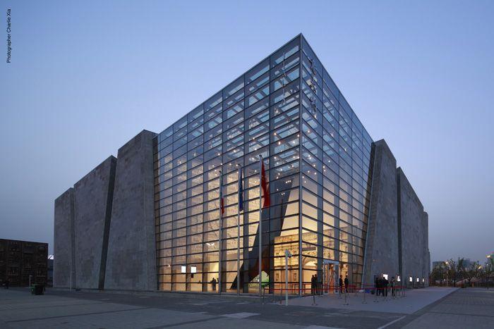 Exhibitions: Italian Pavilion For Shanghai Expo 20…