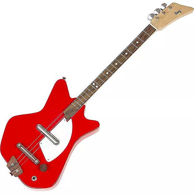 Loog II 3-Stringed Electric Guitar for sale on Reverb.