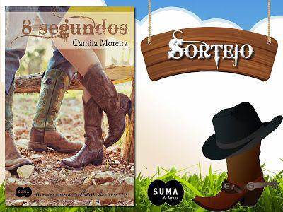SEMPRE ROMÂNTICA!!: Sorteio: 8 Segundos - Camila Moreira