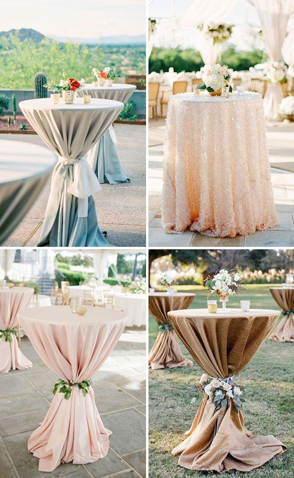cocktail de bienvenida ideas para que sea un xito en la boda