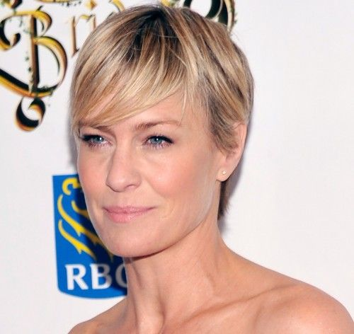 Robin Wright Haircut: 1000+ Images About Pixie Obsessed On Pinterest