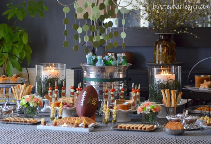 Ideas To Host Your Own Pasta Bar Buffet Party Menu
