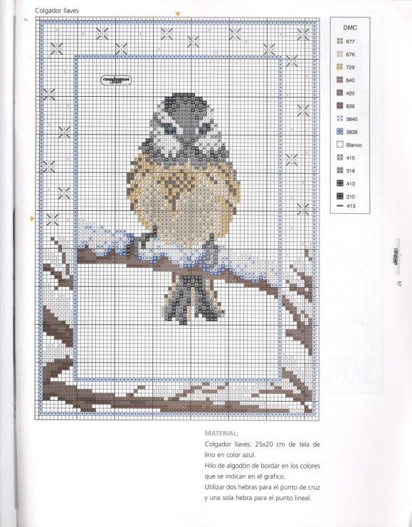 Gallery.ru / Фото #54 - Las Labores de Ana Cuadernos 49 - anfisa1