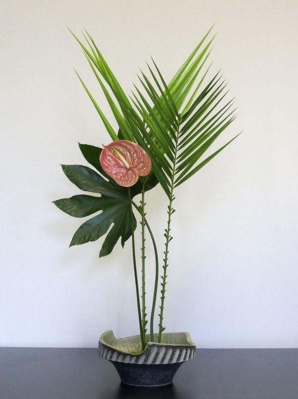 Recent Workshops - Sogetsu School of Ikebana, Victorian Branch