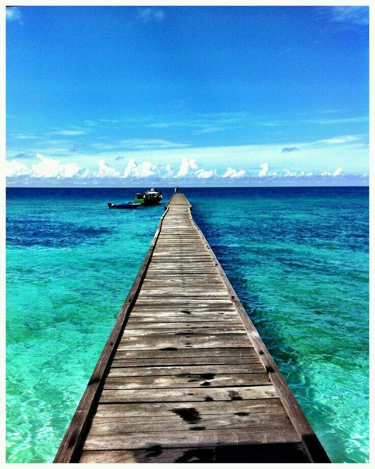 Pulau Derawan,Kalimantan Timur.