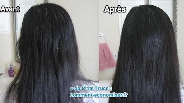 Grâce à cette recette naturelle et facile à faire, vos cheveux vont retrouver leur brillance rapidement. Découvrez l'astuce ici : http://www.comment-economiser.fr/shampoing-a-l-ancienne-que-cheveux-secs-et-abimes-adorent.html?utm_content=buffere8389&utm_medium=social&utm_source=pinterest.com&utm_campaign=buffer