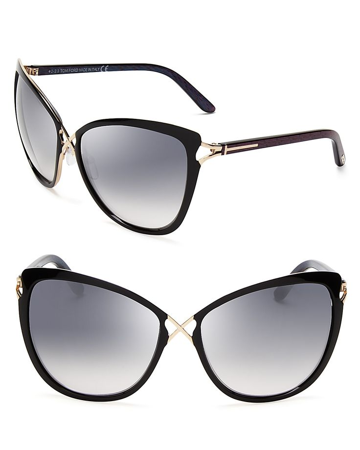 Tom Ford Celia Cat Eye Sunglasses | Bloomingdale's