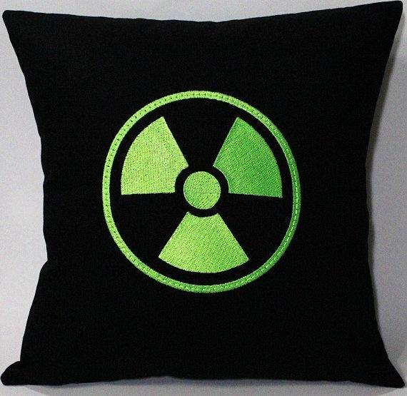gamma radiation symbol hulk -#main