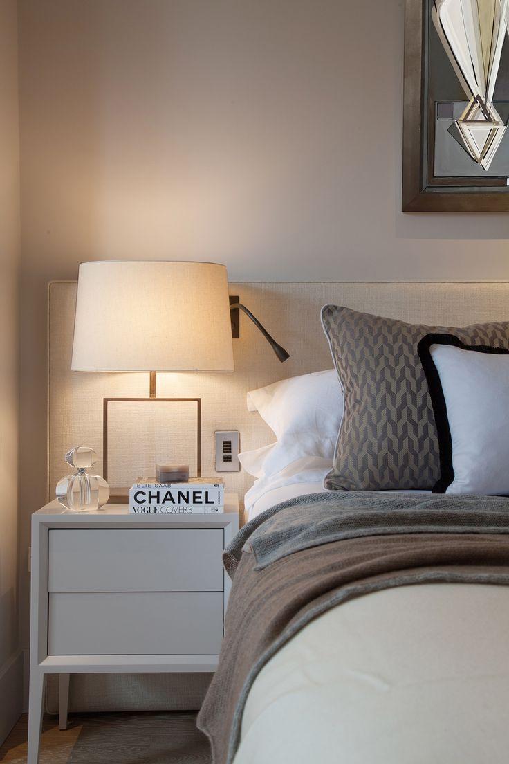 Laura Sole Interiors: Bedroom Design