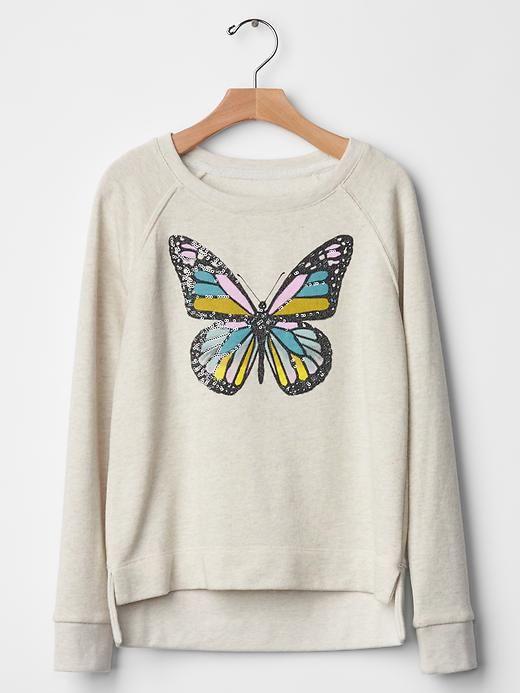 Butterfly sweatshirt | Gap