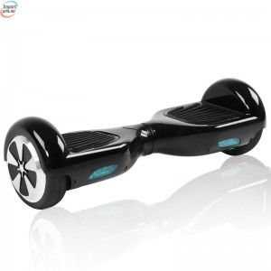 Dual Wheel-Selvbalanserende elektrisk scooter-2x 350W motor-15km/t