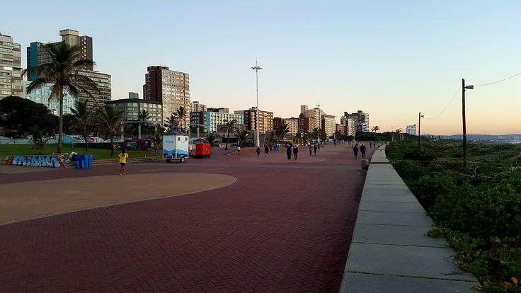 Durban Beach Front Promenade