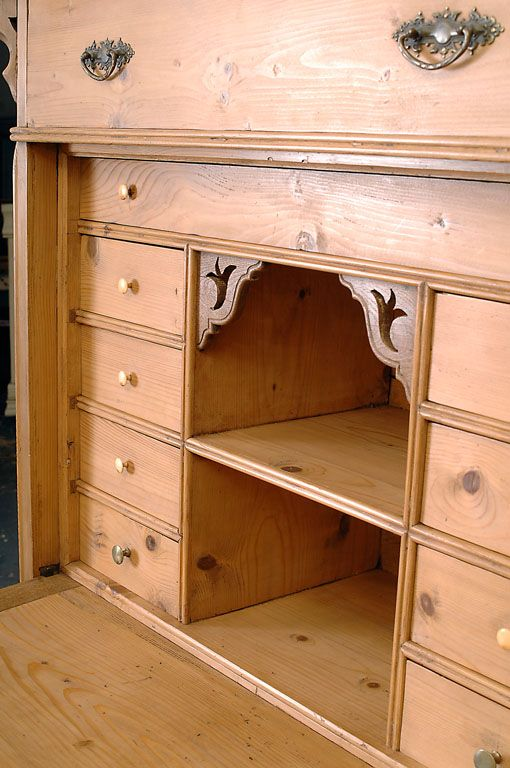 Secretaire. Antique Pine FurnitureFurniture StorageSale - 220 Best ANTIQUE PINE FURNITURE Images On Pinterest Furniture
