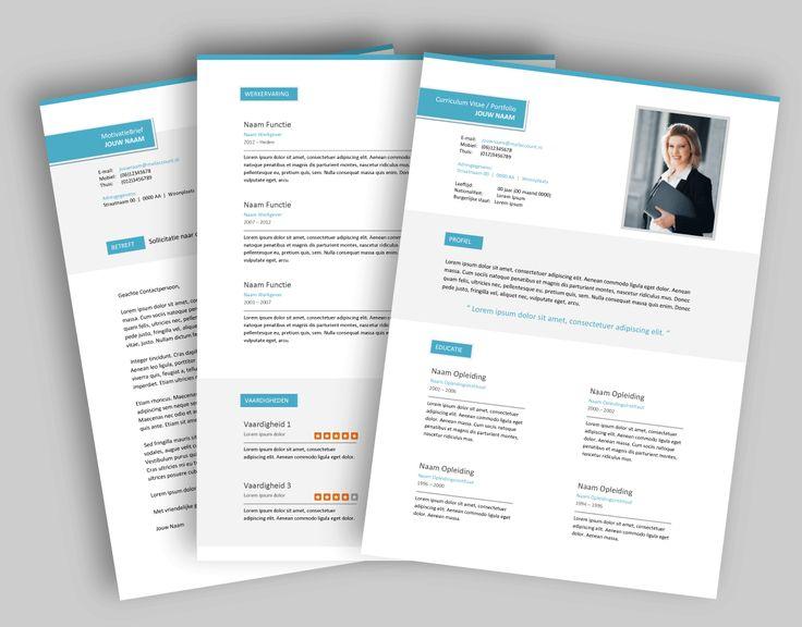 CV template 402. Laat de lay-out van je CV pimpen en eventueel de tekst optimaliseren. www.mooicv.nl