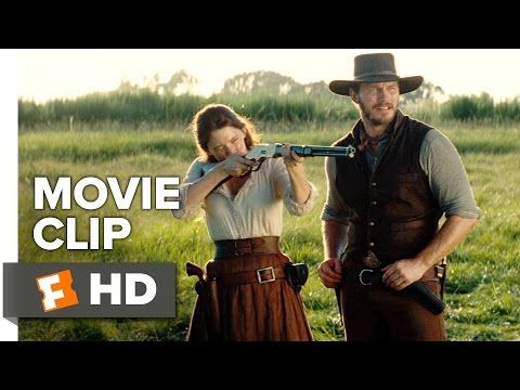 New post on Getmybuzzup TV- The Magnificent Seven Movie CLIP - Nightmares (2016) - Chris Pratt Movie- http://wp.me/p7uYSk-uTx- Please Share