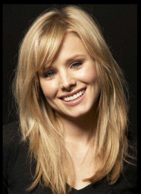 Kristen Bell hair