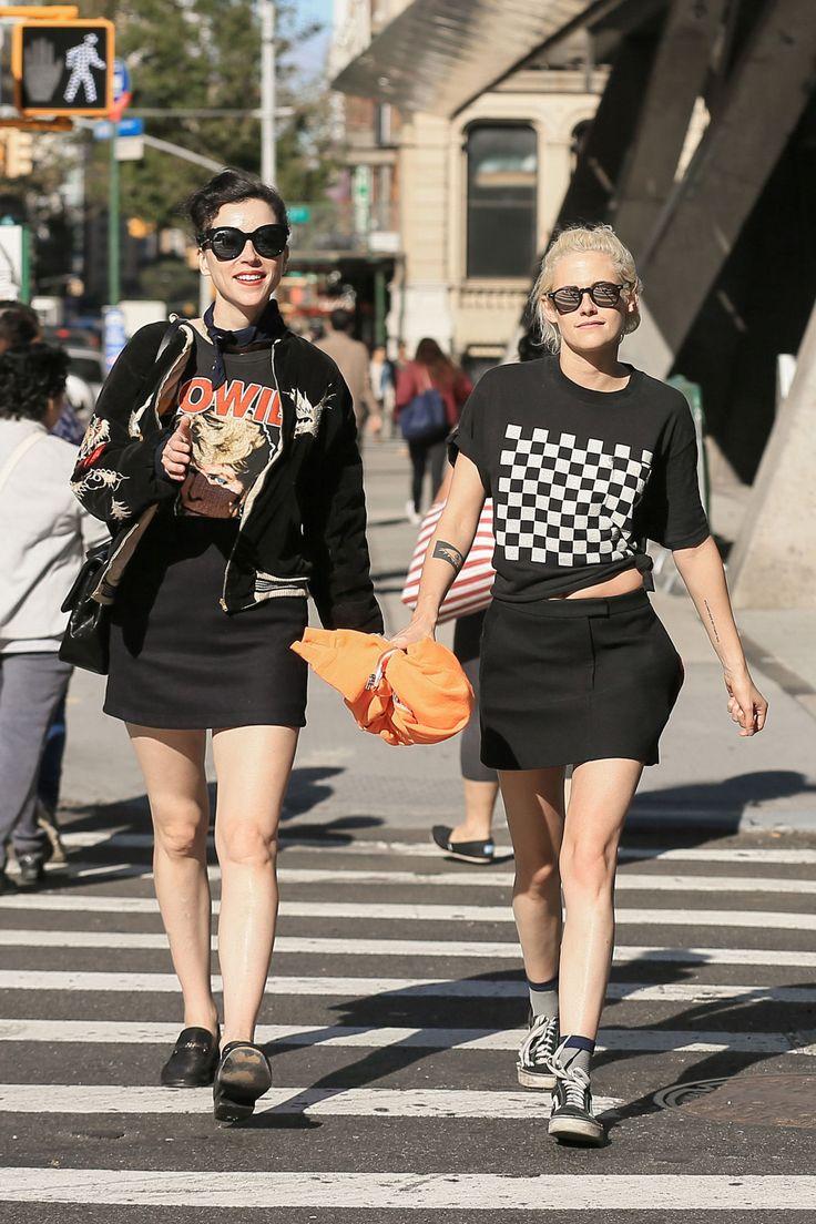Is Kristen Stewart Dating Cara Delevingne's Ex, St. Vincent?
