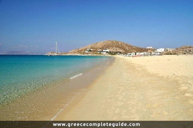 Agios Prokopios Beach - Naxos - #Cyclades