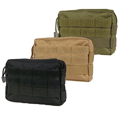 Awesome Top 10 Best Tactical Pouches - Top Reviews