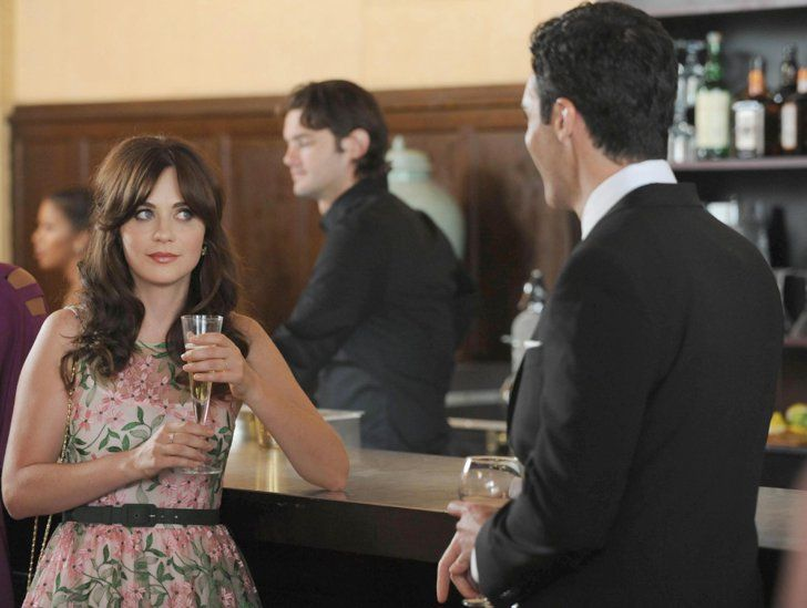 Pin for Later: Here's What's in Store for New Girl's Season Premiere  Jess is looking supercute in the new season.