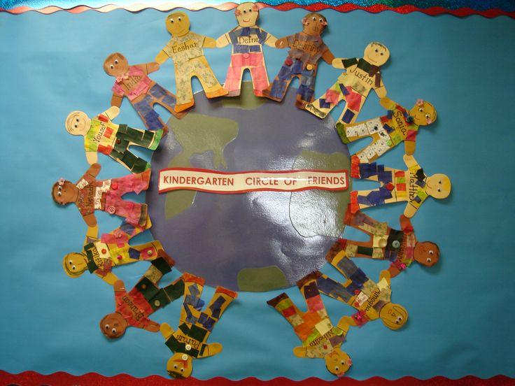 back to school bulletin boards | Back to School Unit @ lilteacher.com
