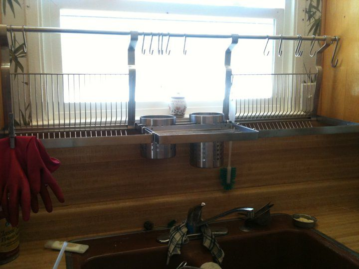 Kitchen Drying Rack, Kitchen Dish Drainers And