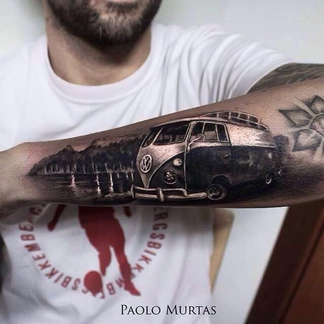 75 Best Images About Das VW Tattoos On Pinterest