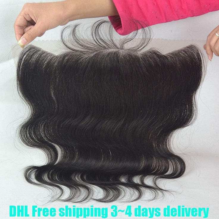 """DHL Free 8A Ear To Ear Virgin Peruvian Lace Frontal Closure With Baby Hair Body Wave Remy Human Hair 13""""*4"""" Full Lace Frontal http://jadeshair.com/dhl-free-8a-ear-to-ear-virgin-peruvian-lace-frontal-closure-with-baby-hair-body-wave-remy-human-hair-134-full-lace-frontal/ #LaceFront"""