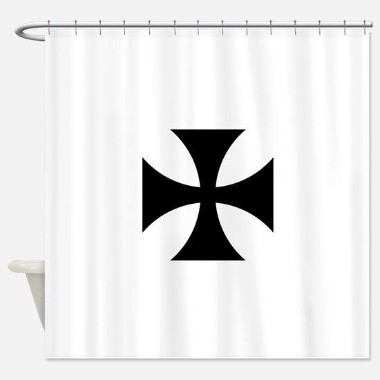 Lyingcat Mug Shower Curtain Curtains