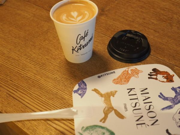 I could wax poetic on the charm and genius that is Cafe Kitsune in Aoyama, but I`m just gonna lay it bare and honestly; this place is awesome.