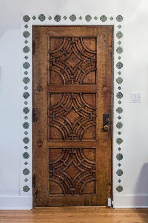 17 best ideas about mediterranean decor on pinterest for Mediterranean interior doors