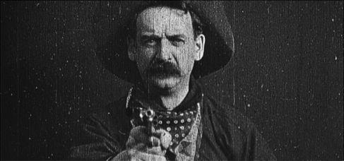 The Great Train Robbery (1903): de la pirotecnia a la narrativa.