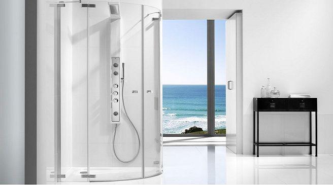 Consejos para Elegir las Mamparas para el Baño - Para Más Información Ingresa en: http://disenodebanos.com/consejos-para-elegir-las-mamparas-para-el-bano/