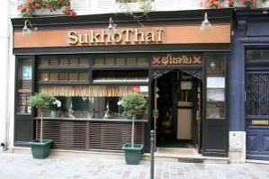 Restaurant SukhoThaï Meilleur Phad Thai Paris - 12 rue du Père Guerin 75013