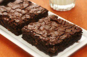 Brownies de Hershey